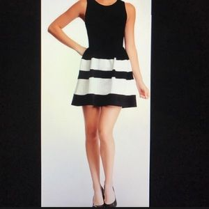 Striped Teacup Dress